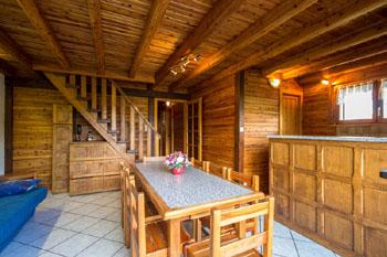 Le Chalet Le Pin Pour Vos Vacances à La Bresse Dans Les Vosges